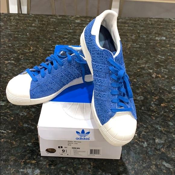 adidas originals blu